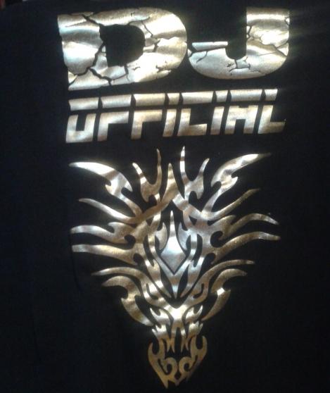tshirt avec votre logo / texte sous 48h