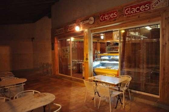 Snack, Pizzas, Crêpes (location)