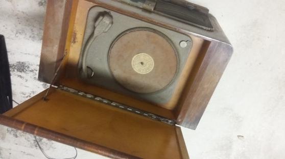 a retaper tourne disque