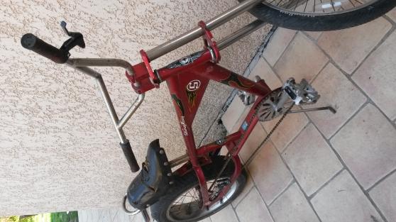 vélo chopper stingray - Annonce gratuite marche.fr