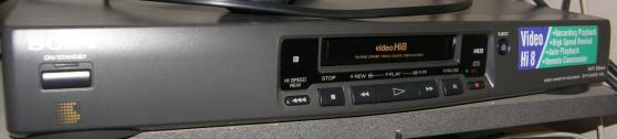 Magnétoscope Hi8 et vidéo8 SONY EV-C400
