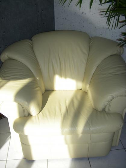 canaper plus fauteuil