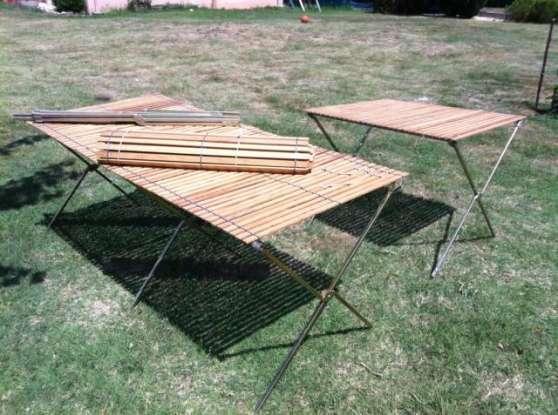 Table de march pliante labastide st pierre meubles - Table pliante de marche ...