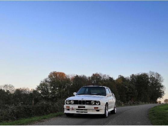 BMW M3 Original alpinweiss E30