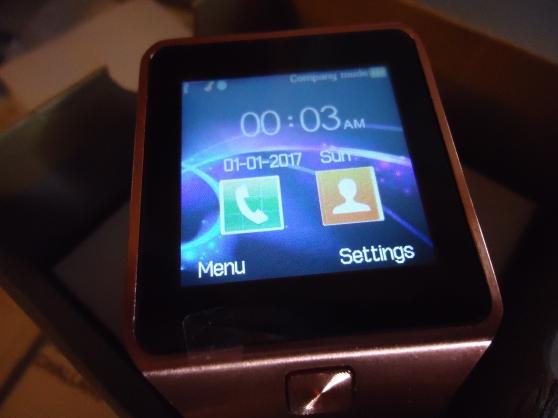 montre smarth watch connectes neuf - Annonce gratuite marche.fr