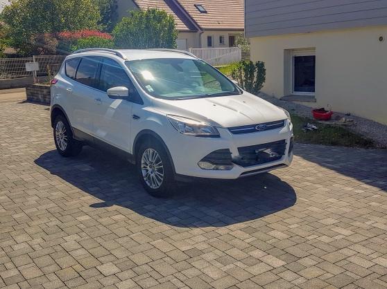 Ford Kuga II 2.0 tdci 115 ch