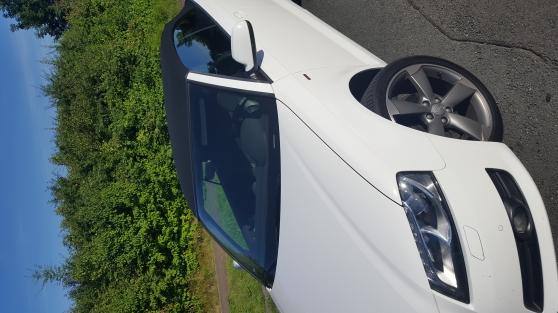 Audi A3 2.0l TDI CABRIOLET Sline
