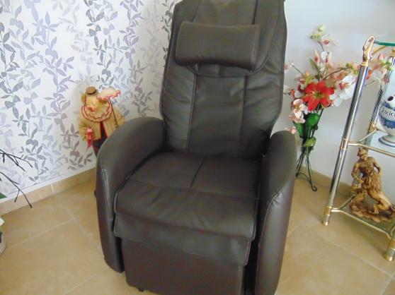 Annonce occasion, vente ou achat 'lots de 2 fauteuils de massage'