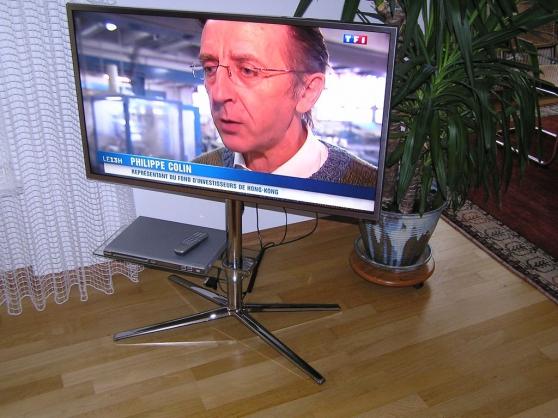 Support télé, pied téléviseurs LED 37-55