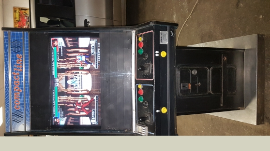 Borne arcade 1299 jeux