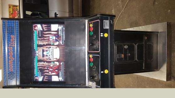 Annonce occasion, vente ou achat 'Borne arcade 1299 jeux'