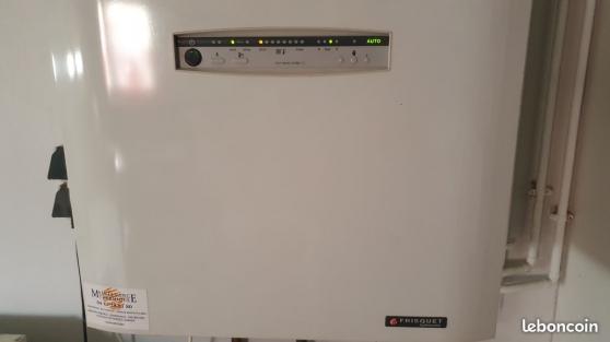 chaudière à gaz marque frisquet - Photo 2
