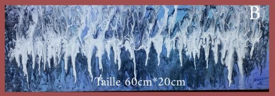 Annonce occasion, vente ou achat 'Peinture acrylique 60*20'