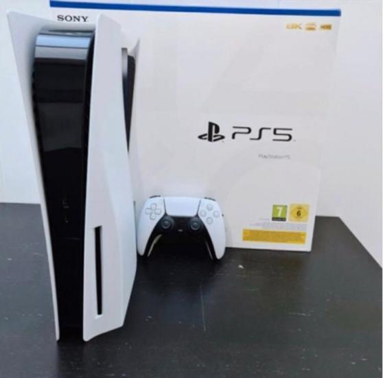 Annonce occasion, vente ou achat 'PS5 DISPONIBLE'