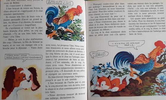 """Un conte de Grimm : \""""Les Musiciens de Br - Photo 2"""