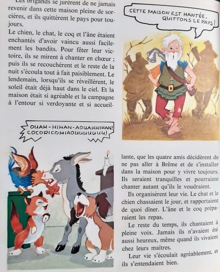 """Un conte de Grimm : \""""Les Musiciens de Br - Photo 3"""