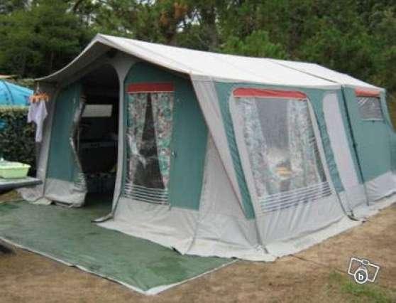 Chantilly France Camping Car