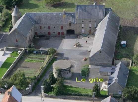 gite du grand manoir Mt st Michel