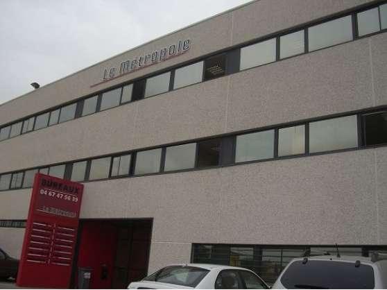96 m² bureaux Montpellier location