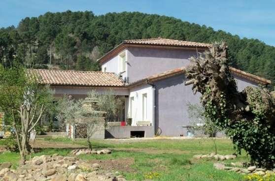 Villa atypique dans les cevennes