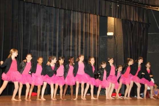 Cours de danse jazz !
