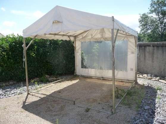 Tente,Chapiteau 3mx3m ancien modèle expo