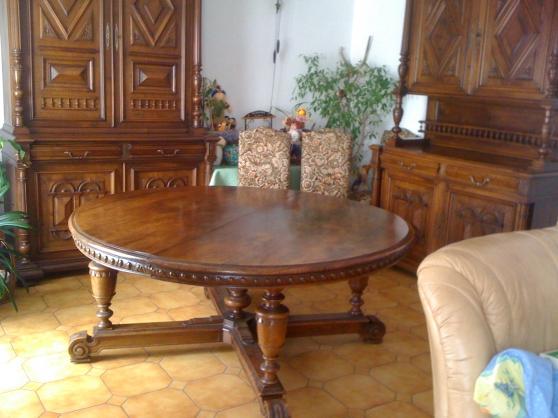 salle manger henri ii meubles d coration meuble pau reference meu meu sal petite. Black Bedroom Furniture Sets. Home Design Ideas
