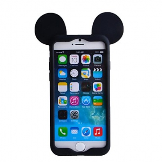 "Coque iPhone6 ""Oreilles de Souris"""