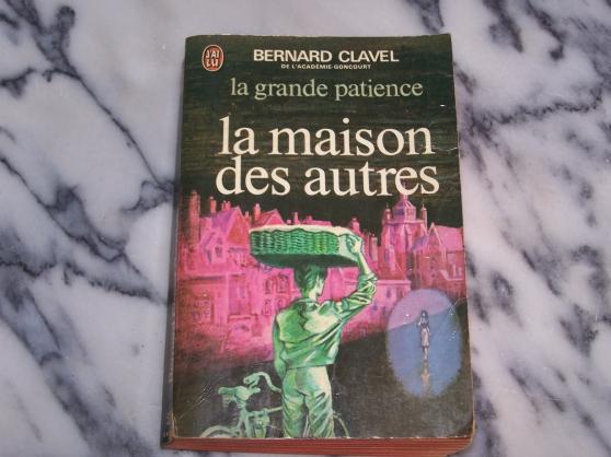 Roman - La grande patience Tome I