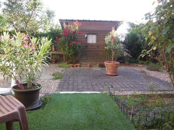 Appartement avec rez de jardin drancy immobilier a for Jardin 3p