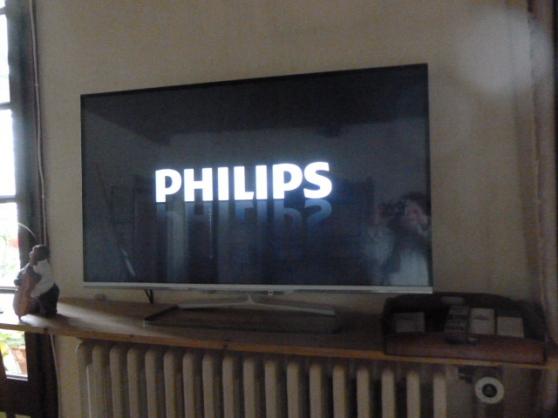 tv philips lcd ecran plat 107vm