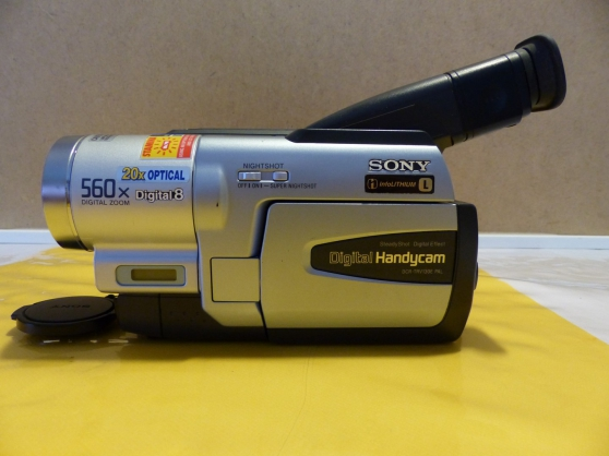 Caméscope Sony DCR TRV 130 Digital 8
