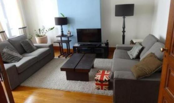 Appartement 3 pièce(s) 2 chambre(s