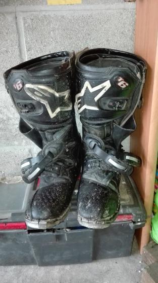 Annonce occasion, vente ou achat 'botte moto cross'