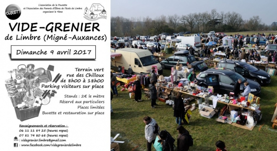 vide grenier limbre - Annonce gratuite marche.fr