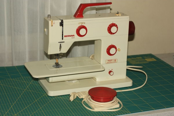 Annonce occasion, vente ou achat 'Don Magnifique machine à coudre BERNINA'