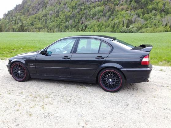 BMW 3-serie 318i 118hk E46 1999, 191 000