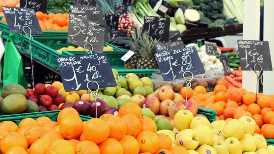 Cède entreprise de fruits et légumes