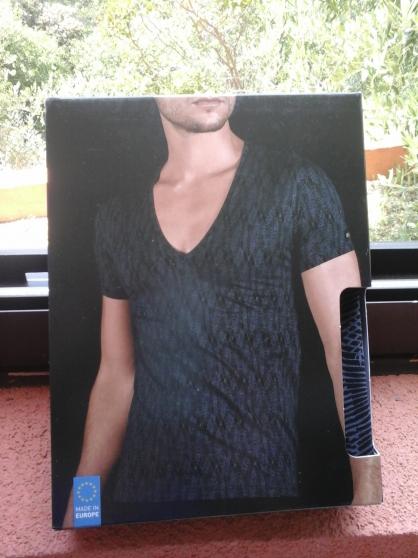 t-shirt homme neuf haut de gamme - Annonce gratuite marche.fr