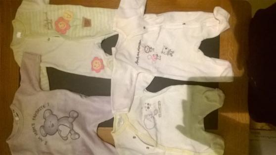 pyjama du 1 mois au 6 mois