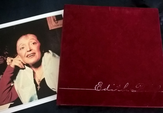 COFFRET 14 VINYL EDITH PIAF.196 titres - Photo 1