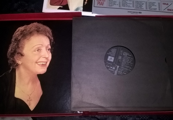 COFFRET 14 VINYL EDITH PIAF.196 titres - Photo 2
