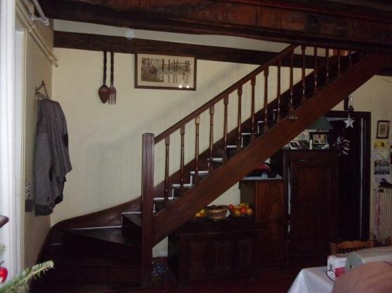Annonce occasion, vente ou achat 'Vends escalier bois'