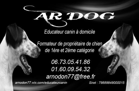 éducateur canin / formation chiens - Annonce gratuite marche.fr