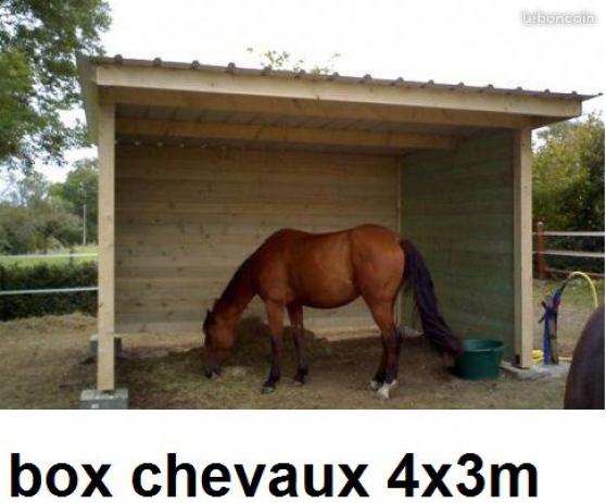 Box en bois prix attractif