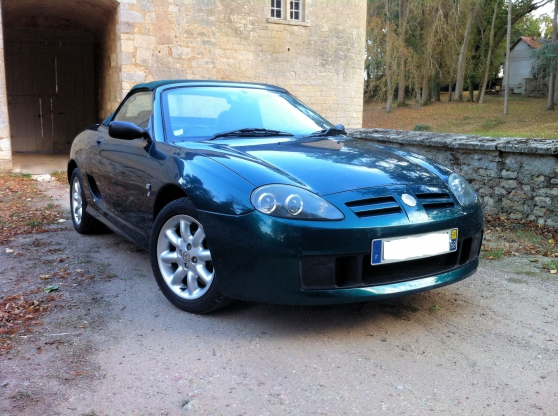 MG TF 115 2004, 43000km, excellent etat