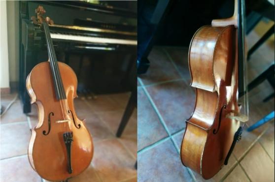 violoncelle 3/4 de très bonne qualité ! - Annonce gratuite marche.fr