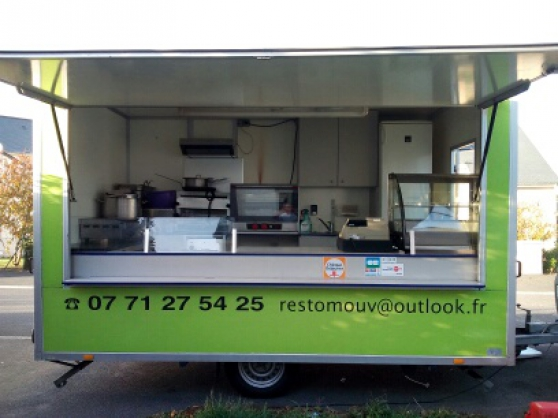 Annonce occasion, vente ou achat 'food truck remorque'
