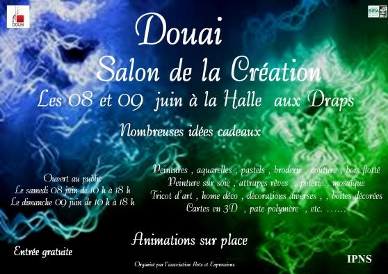 Annonce occasion, vente ou achat 'Salon de la Créativité'