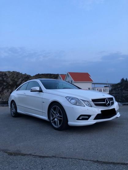 Mercedes-Benz Classe E E350 CDI 231ch